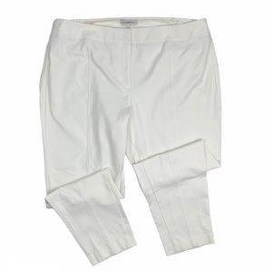 Talbots Pintuck Ankle Pant